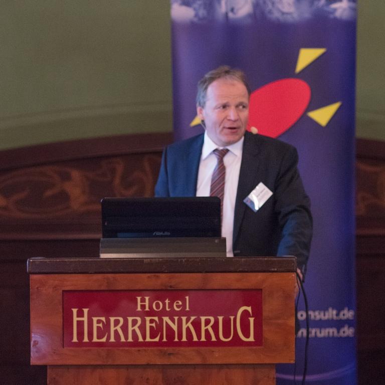 KWK-Jahreskonferenz 2016 - Ralf Gläser
