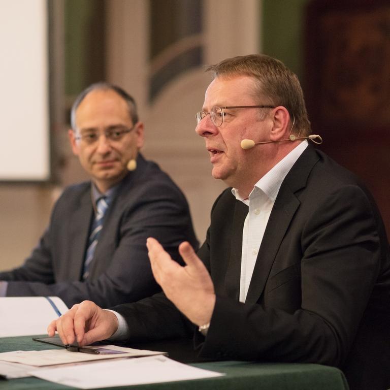 KWK-Jahreskonferenz 2016 - Markus Gailfuß & Dr. Felix Christian Matthes