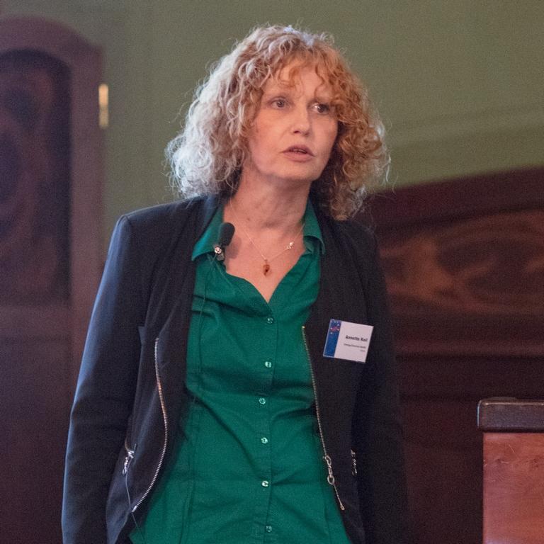 KWK-Jahreskonferenz 2016 - Annette Keil