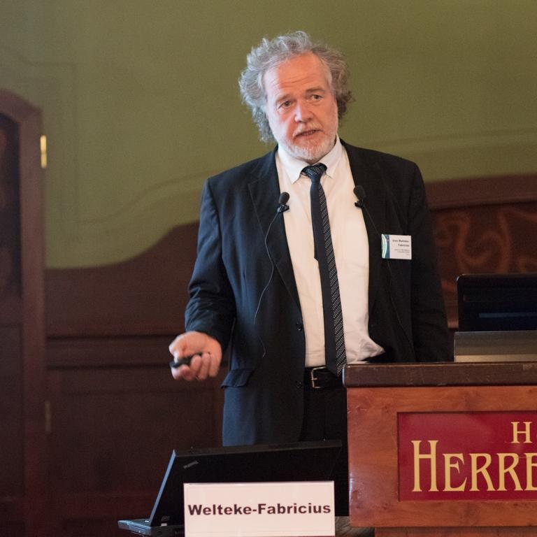 KWK-Jahreskonferenz 2016 - Uwe Welteke-Fabricius