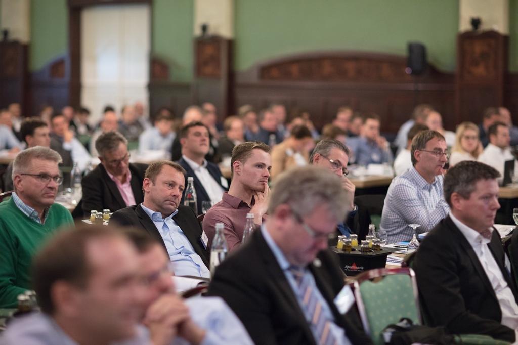 KWK-Jahreskonferenz 2016 - Herrenkrug Parkhotel in Magdeburg